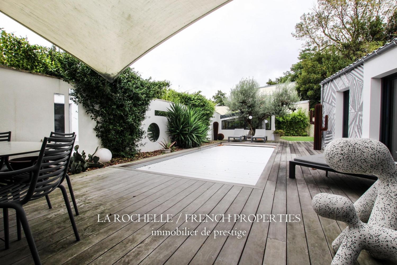 immobilier de luxe La Rochelle