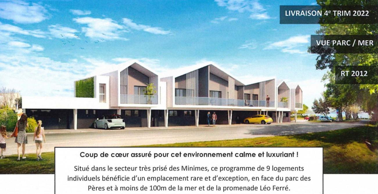 Bien à vendre - Appartement La Rochelle cg-159A09