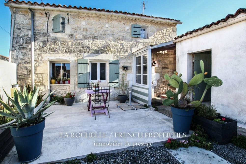 Maison à vendre Charente-Maritime / Saintonge / Saint-Savinien