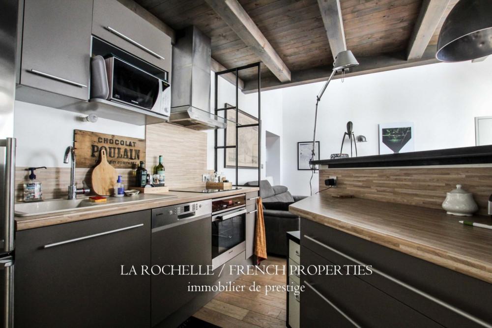 Bien à vendre - Duplex La Rochelle MR-124