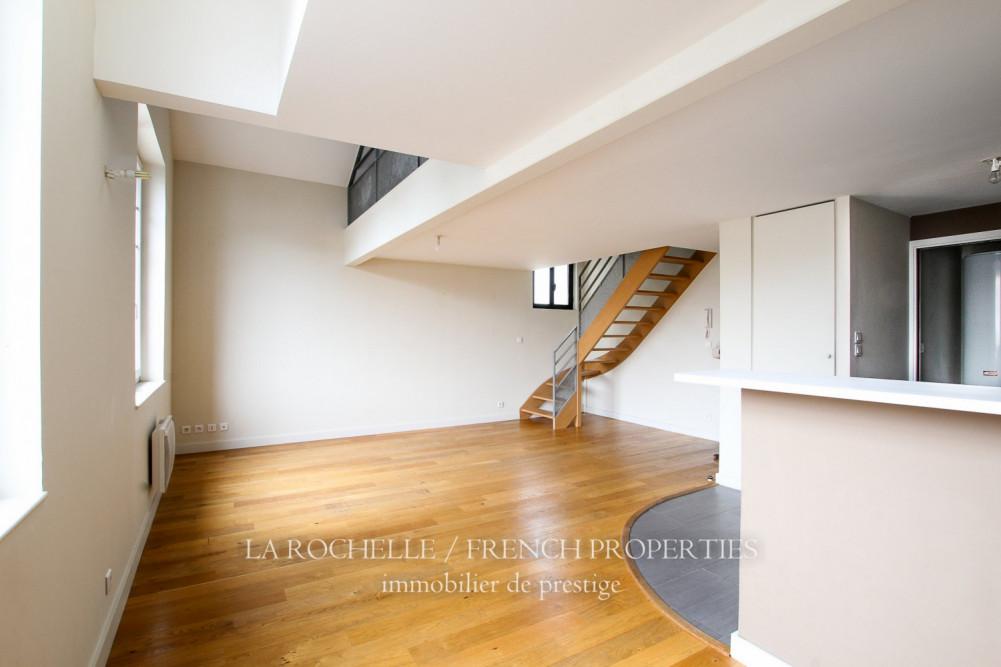 Bien à vendre - Duplex La Rochelle GCVDU30000054