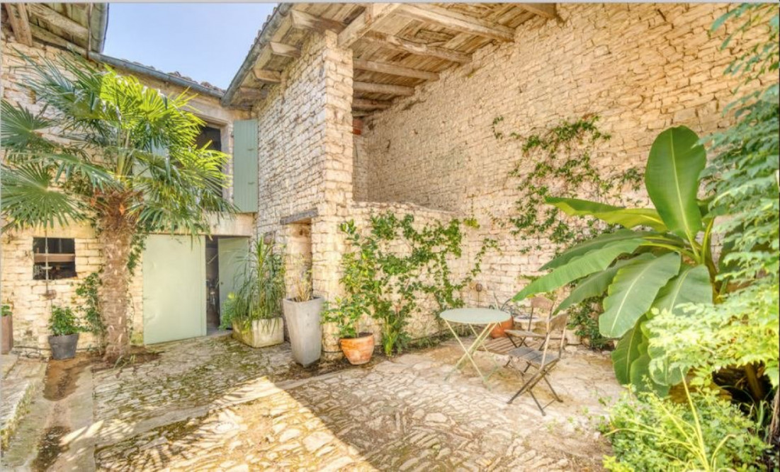 Maison à vendre Charente-Maritime / Ile de Ré / Sainte-Marie-de-Ré
