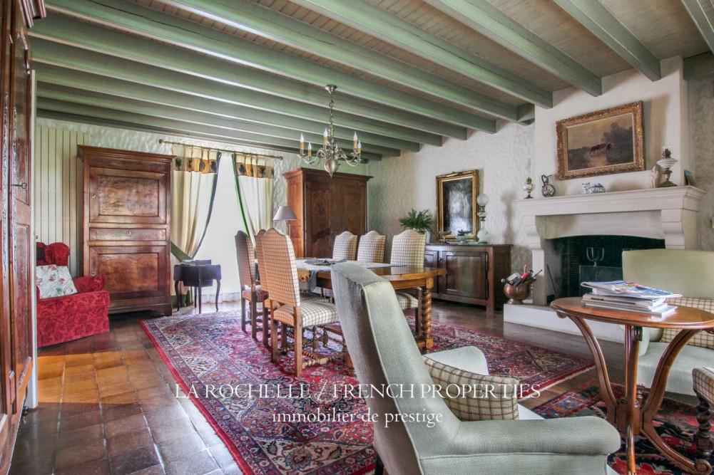 Bien à vendre - Maison Fontenay-le-Comte CG-101