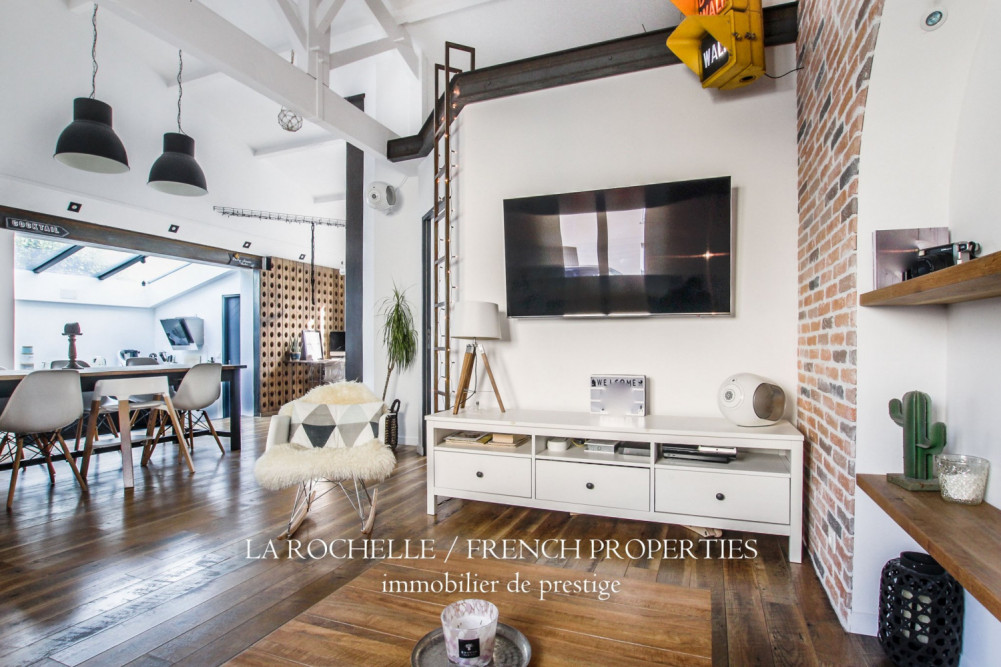 Bien à vendre - Maison La Rochelle MR-136