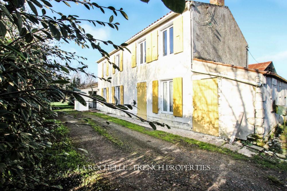 Maison à vendre Charente-Maritime / La Rochelle et sa région / Saint-Médard-d'Aunis