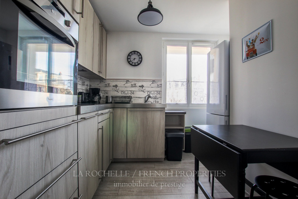 Bien à vendre - Appartement La Rochelle GCVAP30000057