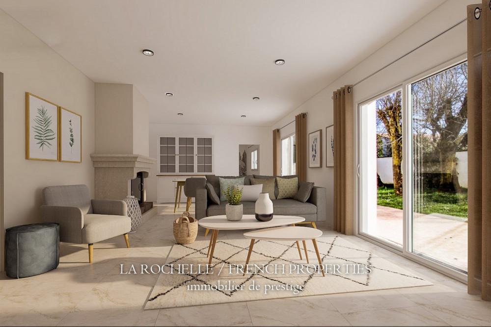 Maison à vendre Charente-Maritime / La Rochelle et sa région / Nieul-sur-Mer