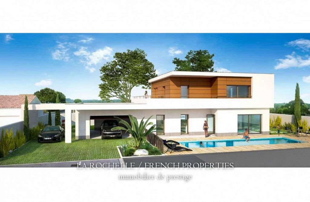 Bien à vendre - Maison La Rochelle CG-160